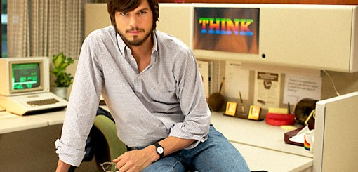 Ashton Kutcher-Steve Jobs