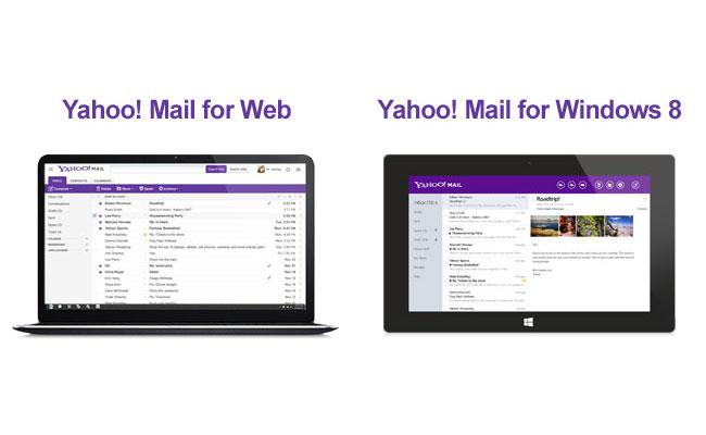 New Yahoo Mail