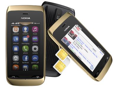 Nokia Asha 305 vs. Nokia Asha 308