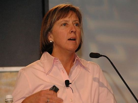 mary meeker the person Mary Meekers Latest Must Read Presentation On The State Of The Web