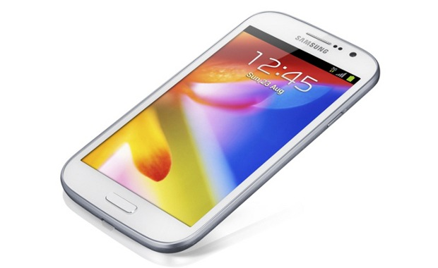 Samsung Shows-off New 5-inch Dual-SIM Galaxy Grand, dual core