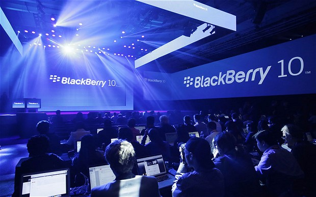 Blackberry Launches Blackberry 10, Z10 and Q10