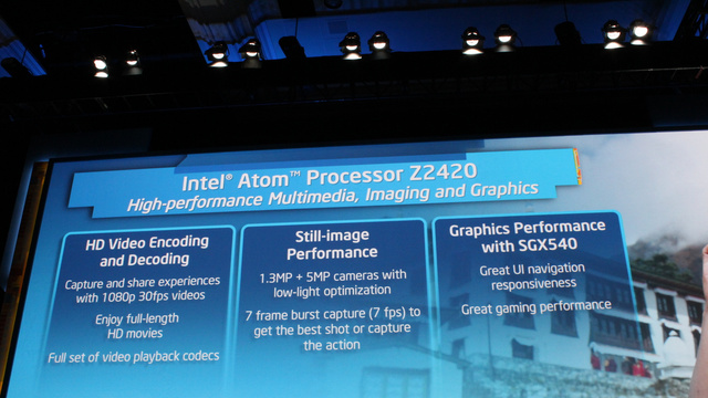 CES Intel Phones 2