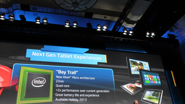 CES Intel Tablets