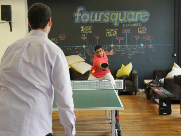 7 Coolest Startup Offices