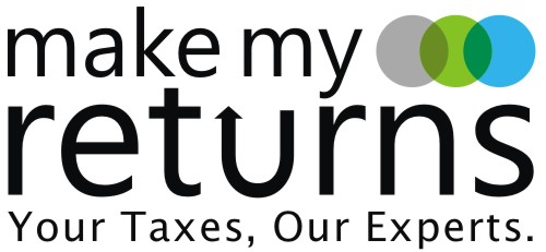MakeMyReturns Logo MakeMyReturns   Now You Dont Have To Worry About Your Taxes