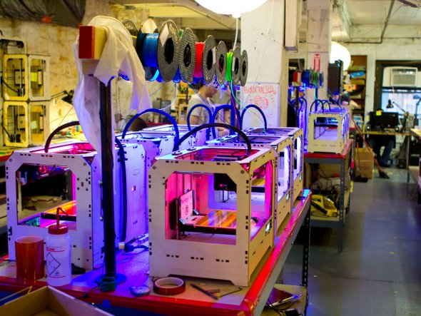 Makerbot Office