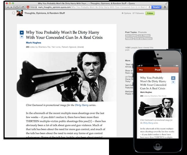 Quora Blogs