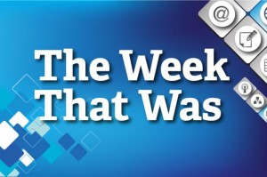 The Week That Was