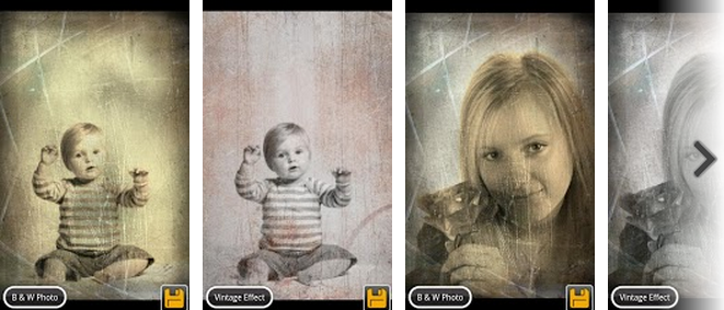 Vintage Camera App Aging Photos – Vintage Camera App
