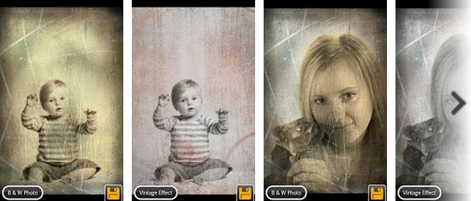 Aging Photos – Vintage Camera App