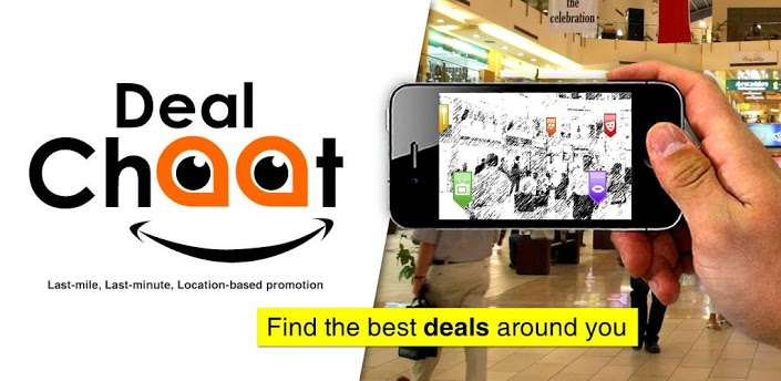DealChaat - Never Miss a Delhi Deal!