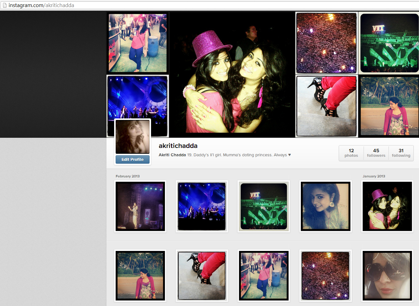 Updated! - Instagram Web Features
