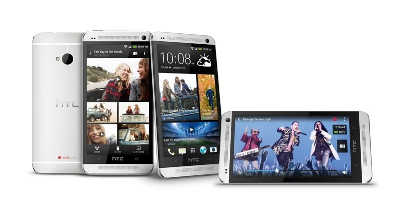 HTC One is Here - 4.7 inch 1080p Display, 1.7GHz Quad-Core Proc, HTC Sense 5