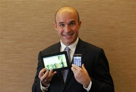 Ex-BlackBerry co-CEO Jim Balsillie Dumps Entire Stake