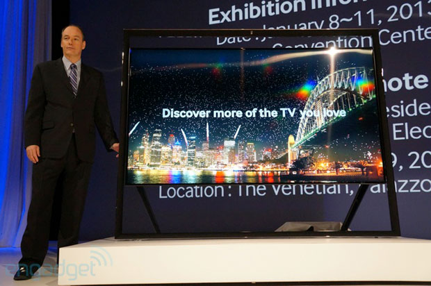 Samsung HDTV Samsung Dominating Consumer Households, Selling Three TVs Every Second