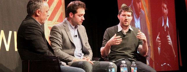 Defending the Internet: Alexis Ohanian and Eli Pariser Discuss On Keeping The Web Open