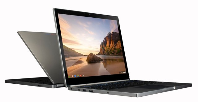 Google Launches ChromeBook Pixel Priced At $1,299
