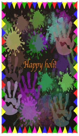 Free Apps for a Digitally Colorful Holi