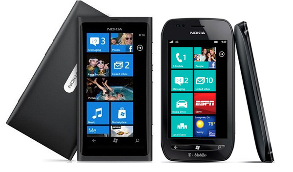 Windows Phone 7.8 Update held back for Nokia Phones