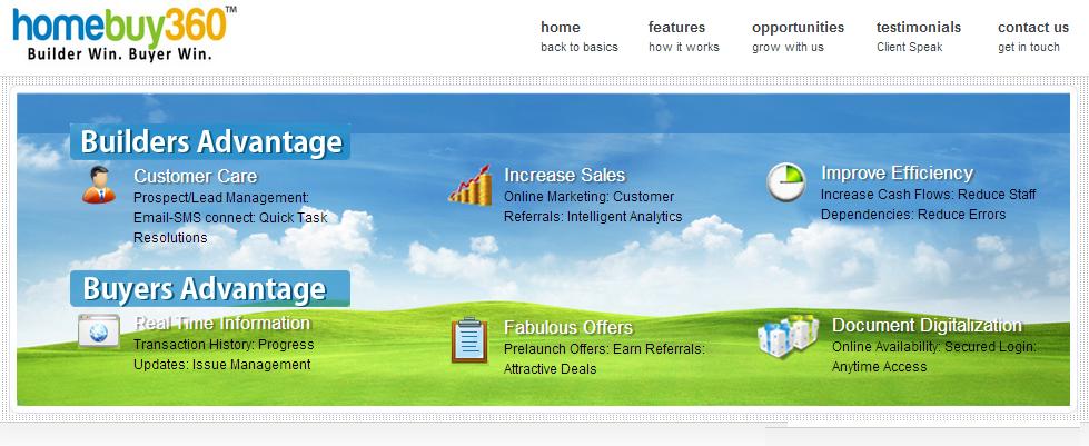 Homebuy360 - Real Estate Buying/Selling Made Simpler