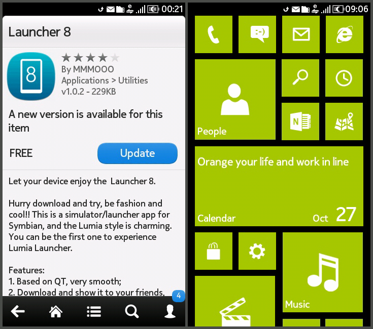Launcher8 Brings Some Windows Phone Goodness to Android