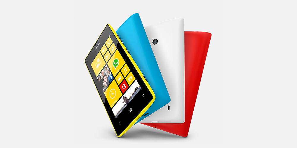 Nokia Lumia 520 Launched, Lumia 720 Coming Soon