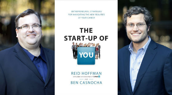 Reid Hoffman's Career Advice - You Are The Start-up!