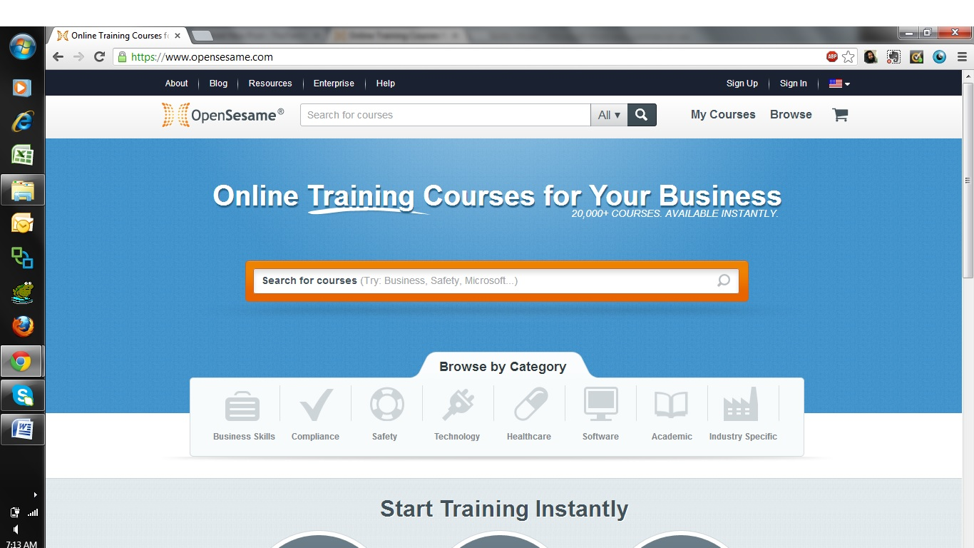 OpenSesame - The Perfect Platform For Any E-learning Course