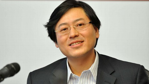 yang_yuanqing_Lenovo CEO