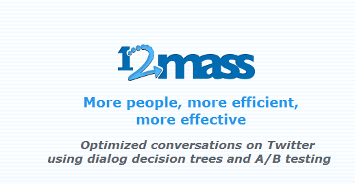 12Mass Brings Personalized Conversation to Twitter