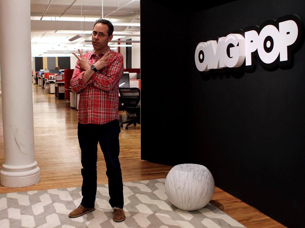 Dan Porter Zynga OMGPOP