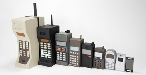 Mobile Phone Turns 40!!!