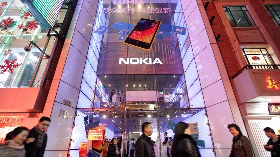 Nokia Shuts Its Biggest Store in the World in Shanghai