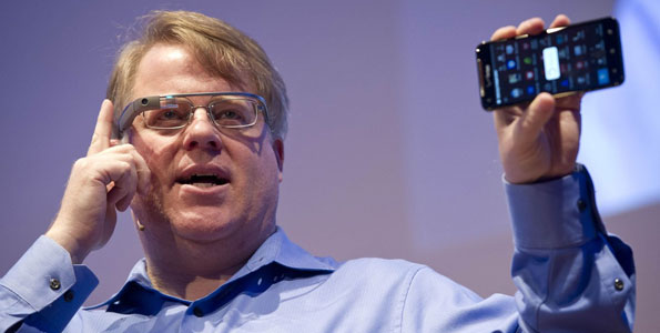 Robert Scoble Says He's Never Going to Spend Another Day Without Google Glass on His Face