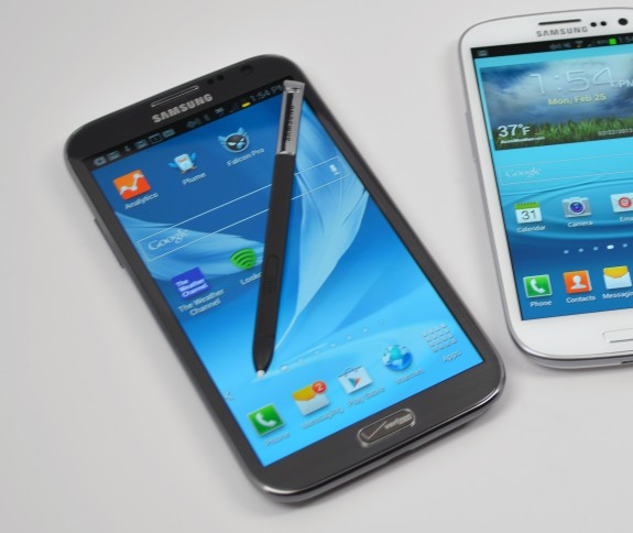Samsung Galaxy 6.3 inch and 5.8 inch Mega Smartphones Coming Soon?