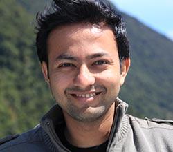 Tejas - Founder, CEO