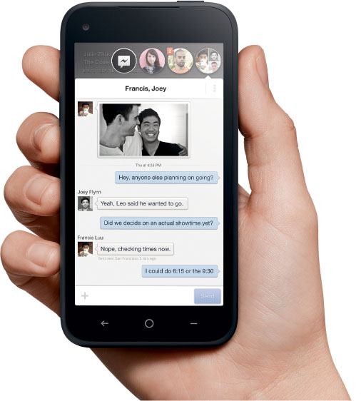 Facebook Updates Messenger With New Chat Heads Feature