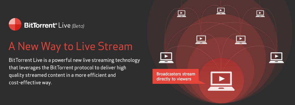 Bram Cohen Patents Revolutionary Live Streaming Protocol
