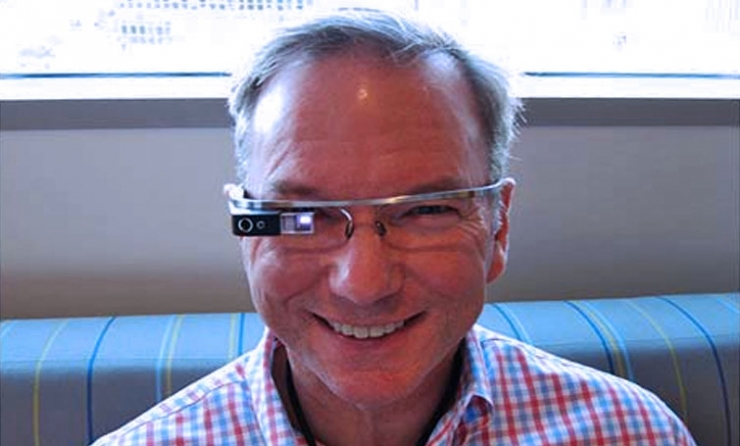 Eric Schmidt: Google Glass Not Coming to You Until 2014