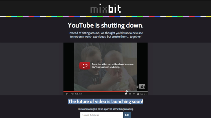 YouTube Co-Founder Chad Hurley Announces MixBit, a Video Collaboration Site