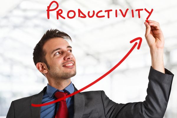 Top Five Tips to Actually Improve Your Productivity