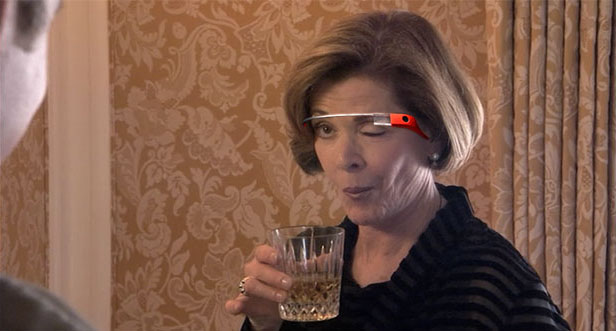 Pictures With a Wink in Google Glass?