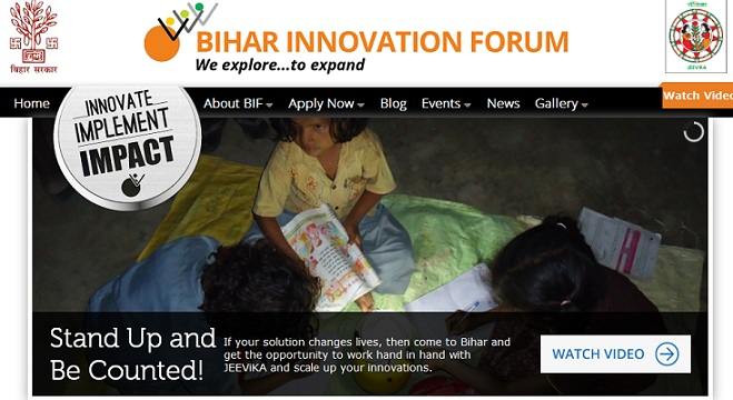 BIF Government of Bihar Launches the 2nd Bihar Innovation Forum Through JEEViKA in Collaboration With State Innovation Council, Bihar