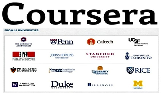 Coursera Partners With Publishers To Give Away Free Textbooks