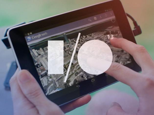 Google to Collect Environmental Info During Google I/O