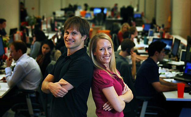 Eventbrite Founders Talk About How Startups Can Build a Culture and Also Make Their Luck
