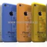New Colors Rumored for iPhone 5S and Lower-Cost iPhone, Dual LED Flash for iPhone 5S?