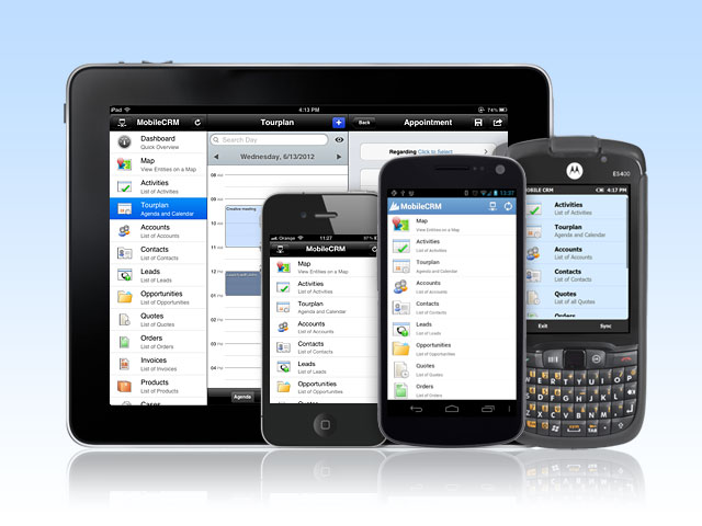 Is Mobile CRM Turning Out to Be The Next Big Thing?