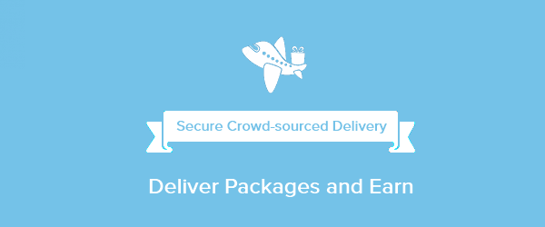 Deliver packages and earn with DeliverWithMe